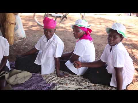 Dangarandove Community Garden – Women making a difference