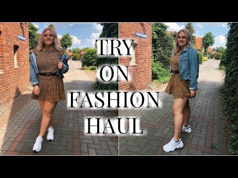 TRY ON FASHION HAUL 2019 - Zalando, Missguided, Abercrombie &'