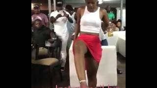 Babe Dancing After Serious Booze   Ugandan Video