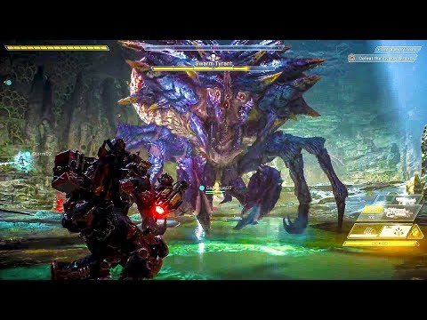 ANTHEM - 30 Minutes of Gameplay Demo (PS4, XBOX ONE, PC) Developer Walkthrough 2018