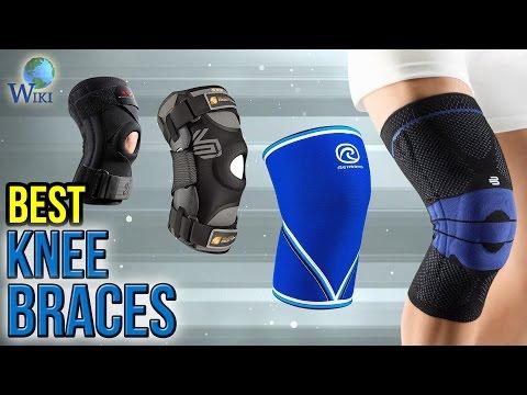 10 Best Knee Braces 2017