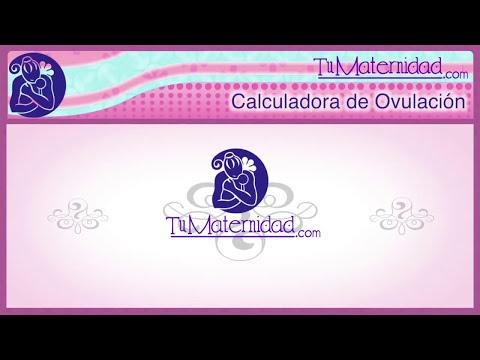 Calculadora de Ovulacion en TuMaternidad.com