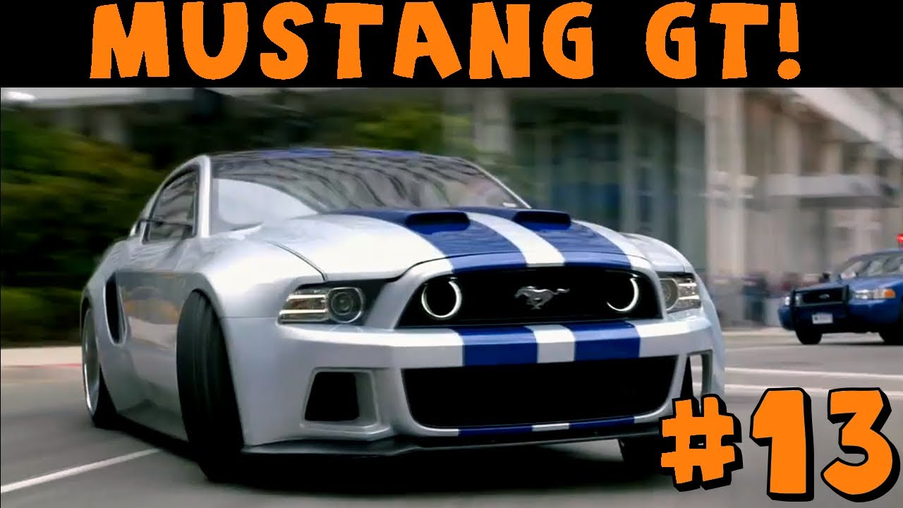 Need For Speed Rivals Let S Play Xbox One Mustang Gt
