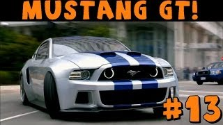 Rivals - Need For Speed Rivals | Let's Play | Xbox One | Mustang GT 2014 NFS Movie Car