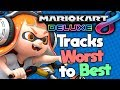Ranking Every Mario Kart 8 Deluxe Track thumbnail