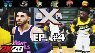 Can Wisconsin Bandits STEAL a Win over Night Owls?! + Custom Prospects (Part 1) XBA Year 1 Episode 4