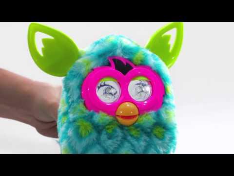 Hasbro Demo - Furby Boom NL