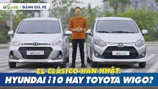 El Clásico Hàn Nhật: Hyundai i10 hay Toyota Wigo?