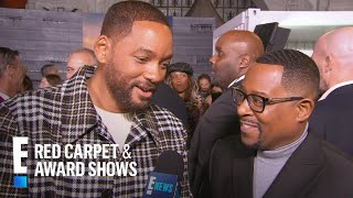 "Will Smith & Martin Lawrence Didn't Expect a ""Bad Boys 3"" 