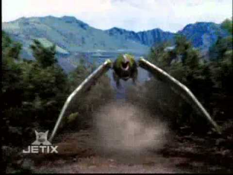 Power Rangers Wild Force - Calling the Wild Zords