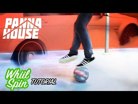 WHIIL SPIN Tutorial  | Street Soccer Tutorials