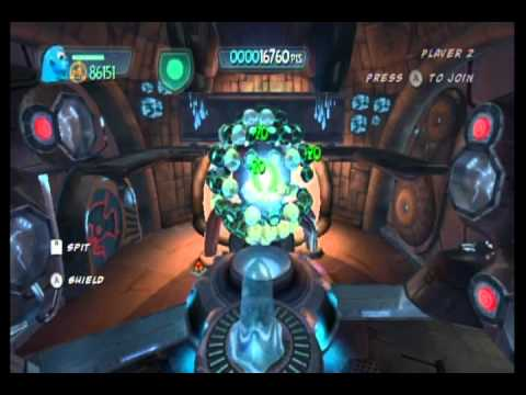 Monsters vs. Aliens Movie Game Walkthrough Part 13:2 (Wii)