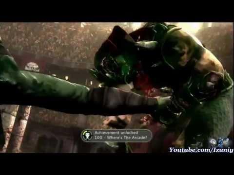 Mortal Kombat 9 Reptile Story Ending