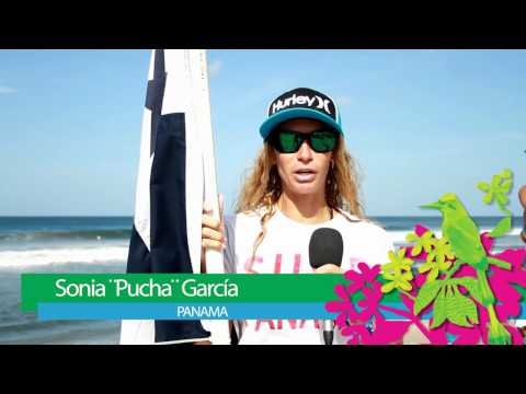 Sonia García on the 1st Day of the Nicaragua ISA WMSC - Backstage Videos