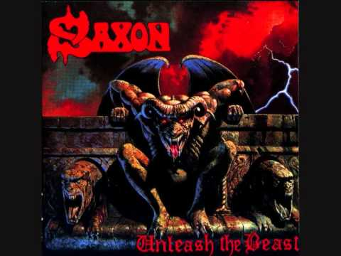 Saxon - All Hell Breaking Loose