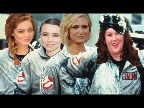 Female Ghostbusters Reboot Is Officially Happening!