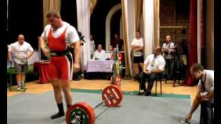 "Kirill Sarychev   ""Battle of Champions"" RAW Deadlift"