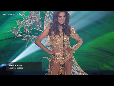 Out-of-this world Miss Universe costumes | Mashable