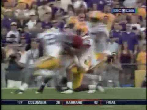Julio Jones Freshman Highlights (2008) (I Love College) Video