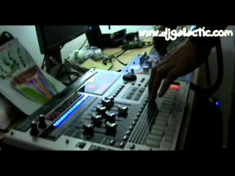 Viral (Electronica / Dance) Live Mix by DJ Galactic