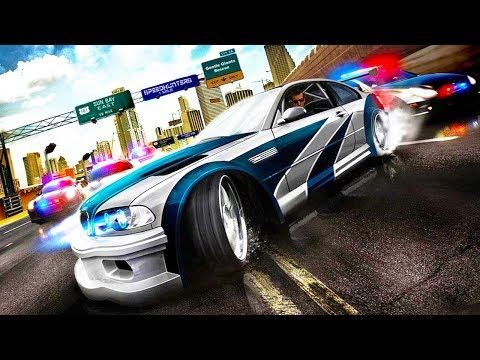 Тачки гонки и полицейская погоня в видео про машинки в супер игре Need for Speed Most Wanted #FGTV