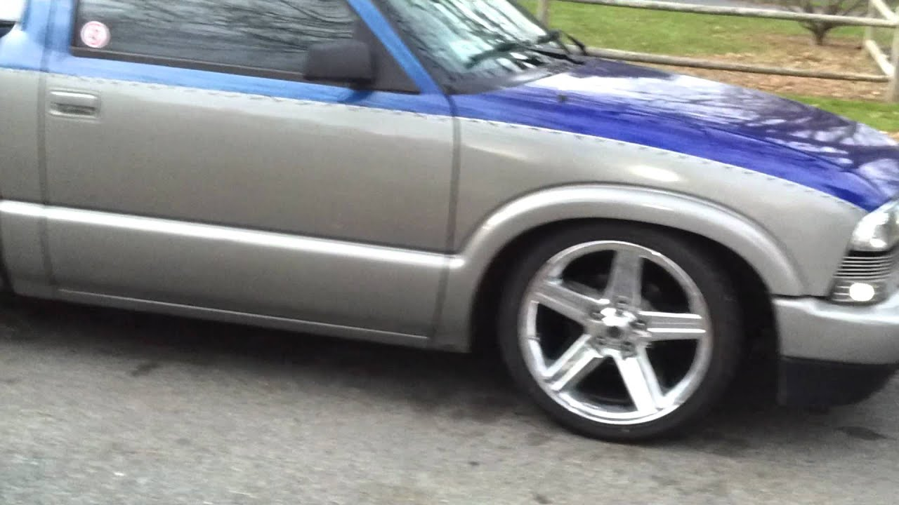 Rims Vs Wheels >> New irocs on my s10 (hd) - YouTube