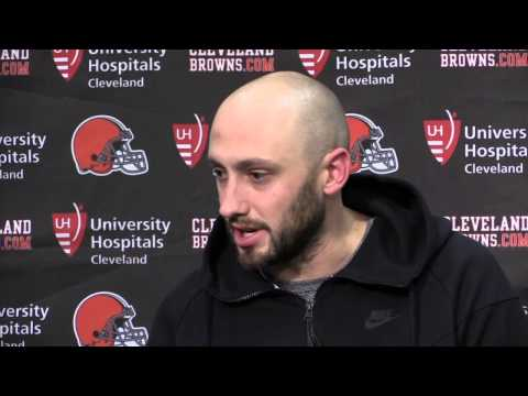Reaction from Brian Hoyer after loss to the Panthers