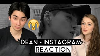 Download Lagu REACTION | DEAN - INSTAGRAM MV | GF & BF COMMENTARY! Gratis STAFABAND