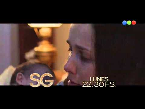 Natalia Oreiro in the living of Susana Gimenez (16.9.2013)