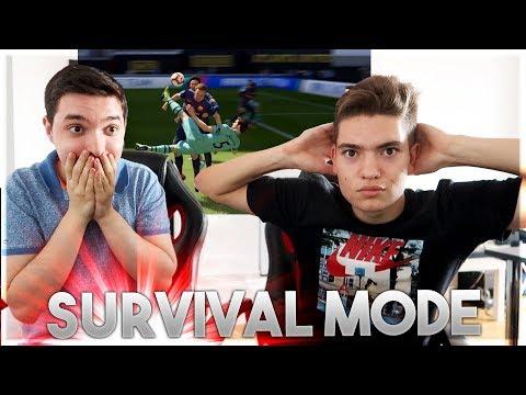 FIFA 19 SURVIVAL MODE VS THEO FIFA !