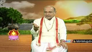 Garikapati Narasimha Rao About Head shave in temple | Nava Jeevana Vedam