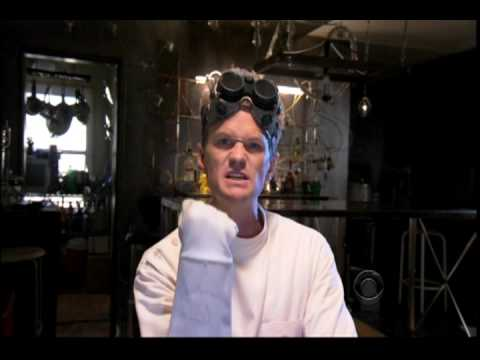 Dr. Horrible Emmy Broadcast - Interceptorizor