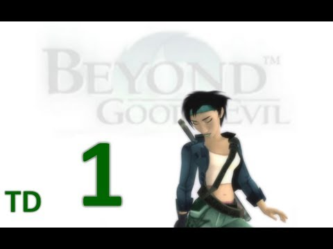 Let's Play Beyond Good & Evil HD - Episode 1 [Hello Everyone!]