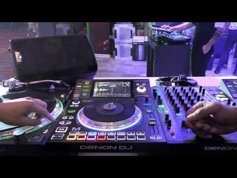 The DJ Expo 2018: Denon DJ SC5000M Walkthrough