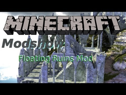 Minecraft floating ruins mod