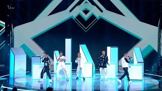 The X Factor UK 2018 United Vibe Live Shows Full Clip S15E15