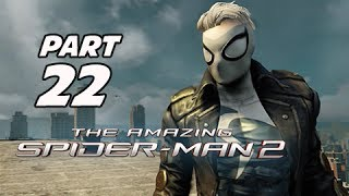 The Amazing Spider-Man 2 Walkthrough Part 22 - Ricochet - Costume Collection (PS4 1080p Gameplay)