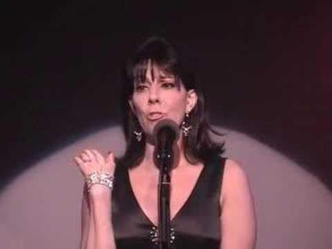 Christine Pedi  And, I am telling you! at The Metropolitan Room..