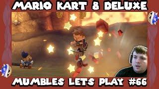 Villager Boy 2.0! - Mario Kart 8 Deluxe 200cc - Mumbles Let's Play #66