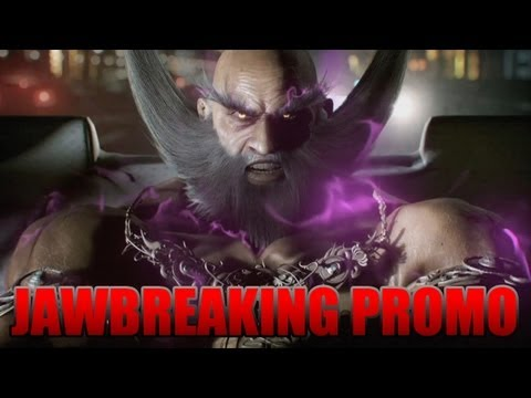 Tekken Tag Tournament 2 - PS3 / X360 - Jawbreaking promo trailer
