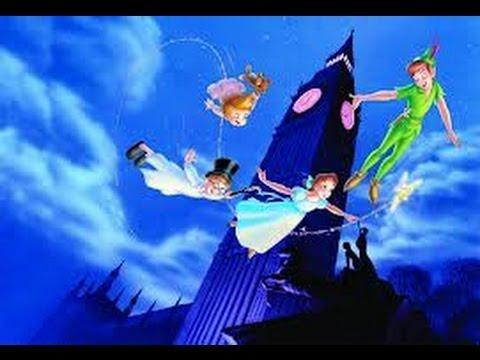 아이스쇼 피터팬 Peter Pan Disney On Ice - YouTube