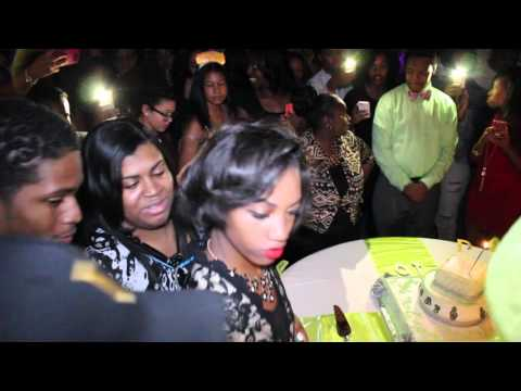 Nellyville   JGE Retro @JuNyla (Na Na) Silmon's Sweet 16th Celebration