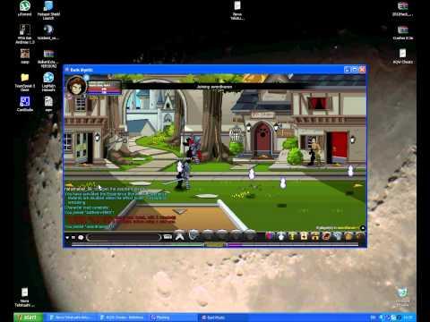 ~ AQW ~ Dark Mystic Packet Spammer [ Codes + Download Link ]