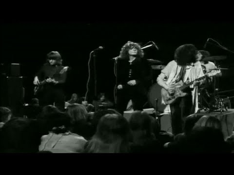 LED ZEPPELIN - Communication Breakdown (Live Danmarks Radio 1969)