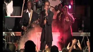 Concert de Youssou Ndour en Gambie