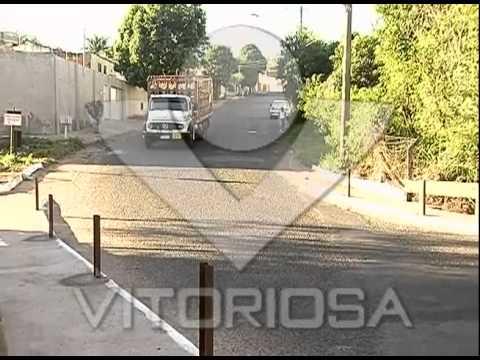 Ponte estreita no Residencial Gramado coloca em risco segurança de pedestres