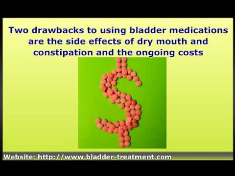 Urge Incontinence And Weak Bladder Treatments.mp4