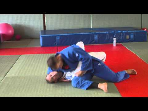 Judo Basics - Kesa gatame escape