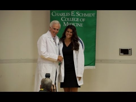 FAU White Coat Ceremony 2012
