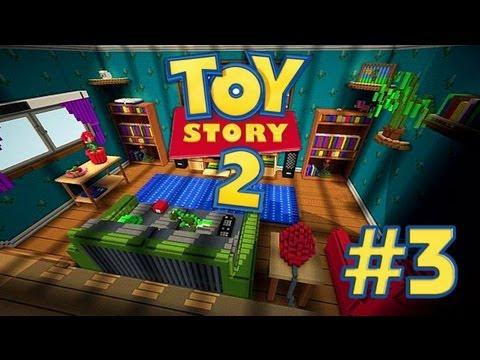 Toy Story: MINECRAFT Mapa de Aventuras Con Mi Hermana Episodio 3